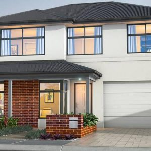 House Plan SA - Double Storey - Allira Duo