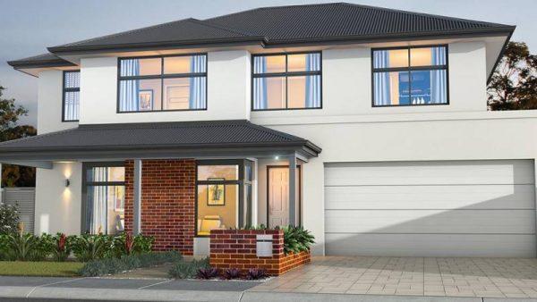 House Plan SA - Double Storey - Allira Duo