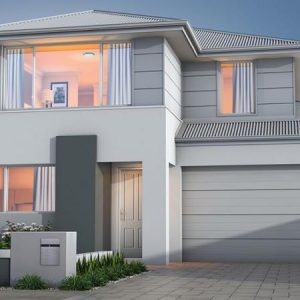 House Plan SA - Double Storey - Conrad