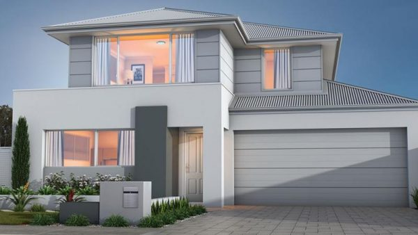 House Plan SA - Double Storey - Conrad