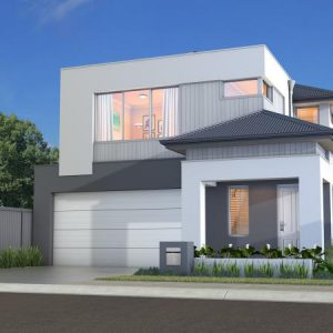 House Plan SA - Double Storey - Finese