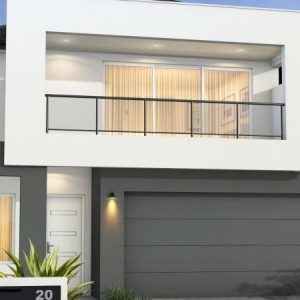 House Plan SA - Double Storey - Frontier