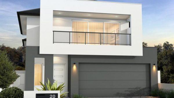 House Plan SA - Double Storey - Frontier