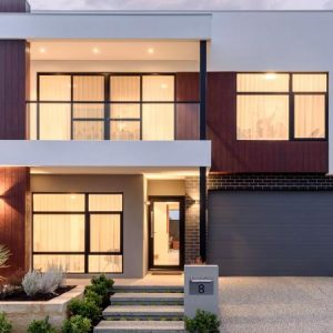 House Plan SA - Double Storey - Modus Display