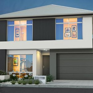 House Plan SA - Double Storey - Modus Element