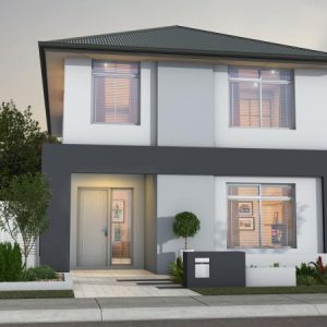 House Plan SA - Double Storey - Stretto