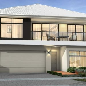 House Plan SA - Double Storey - Vista Advantage