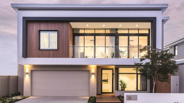 House Plan SA - Double Storey - Vista Display