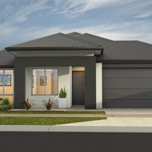 House Plan SA - Single Storey - Acclaim Element - Rendering
