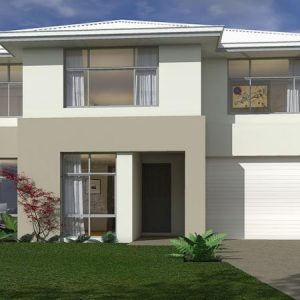 House Plan SA - Single Storey - Acclaim Master Suite Down - Rendering