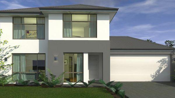 House Plan SA - Single Storey - Acclaim Master Suite Up