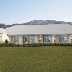 House Plan SA - Single Storey - Acreage Element