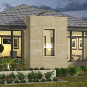House Plan SA - Single Storey - Allegro