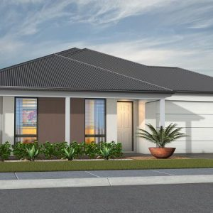 House Plan SA - Single Storey - Allira 4 Bed Advantage