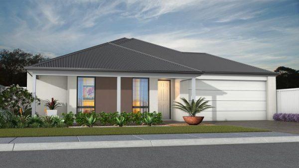 House Plan SA - Single Storey - Allira 4 Bed Advantage