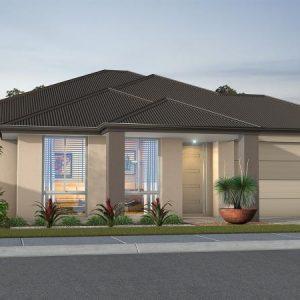 House Plan SA - Single Storey - Allira Element