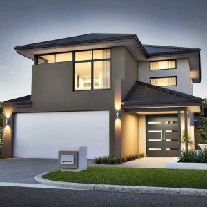 House Plans SA -Double Storey - 106