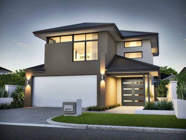 House Plans SA -Double Storey - 106