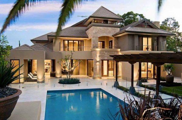 House Plans SA -Double Storey - 109
