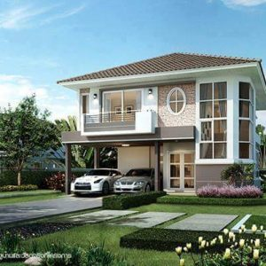 House Plans SA -Double Storey - 110