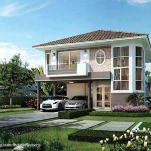 House Plans SA -Double Storey - 110