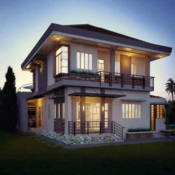 House Plans SA -Double Storey - 118