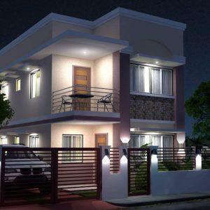 House Plans SA -Double Storey - 119