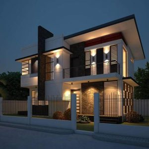 House Plans SA -Double Storey - 120