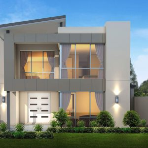 House Plans SA -Double Storey - 123