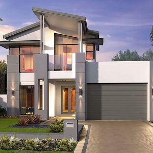 House Plans SA -Double Storey - 126