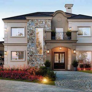 House Plans SA -Double Storey - 130