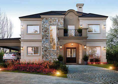 House Plans SA -Double Storey - 130