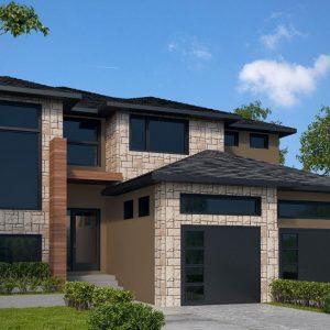 House Plans SA -Double Storey - 134
