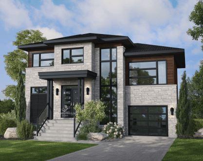 House Plans SA -Double Storey - 137