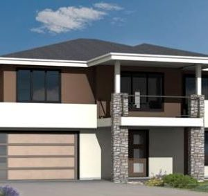 House Plans SA -Double Storey - 138