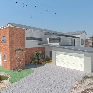 House Plans SA -Double Storey - 141