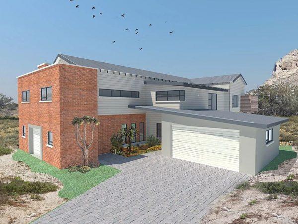 House Plans SA -Double Storey - 141