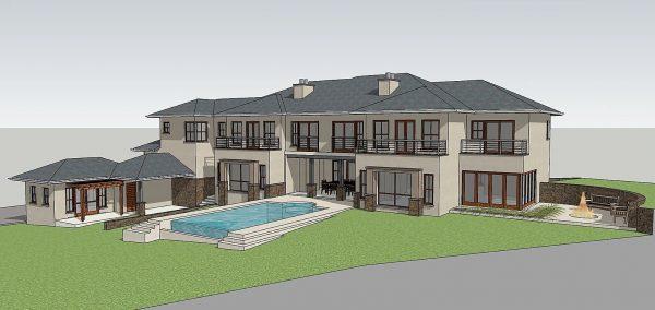 House Plans SA -Double Storey - 142