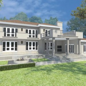 House Plans SA -Double Storey - 143