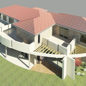 House Plans SA -Double Storey - 144