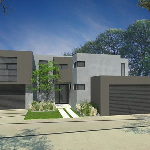 House Plans SA -Double Storey - 145