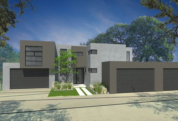 House Plans SA -Double Storey - 145
