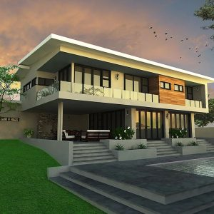House Plans SA -Double Storey - 146