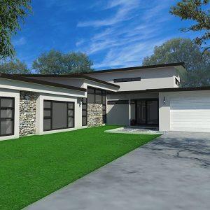 House Plans SA -Double Storey - 147