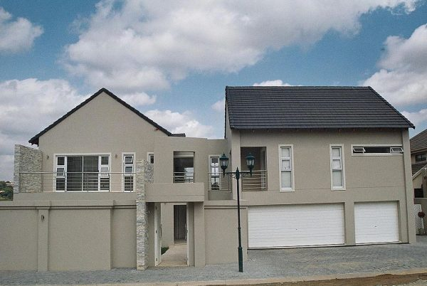 House Plans SA -Double Storey - 148