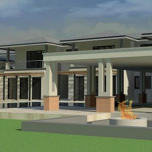 House Plans SA -Double Storey - 149