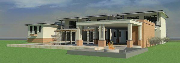 House Plans SA -Double Storey - 149