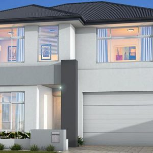 House Plans SA -Double Storey - 155