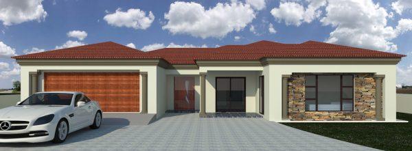 House Plans SA -Single Storey - 103