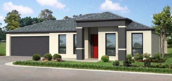 House Plans SA -Single Storey - 104